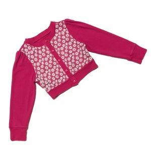 Children's Place Pink Long Sleeve Top Girl 4T